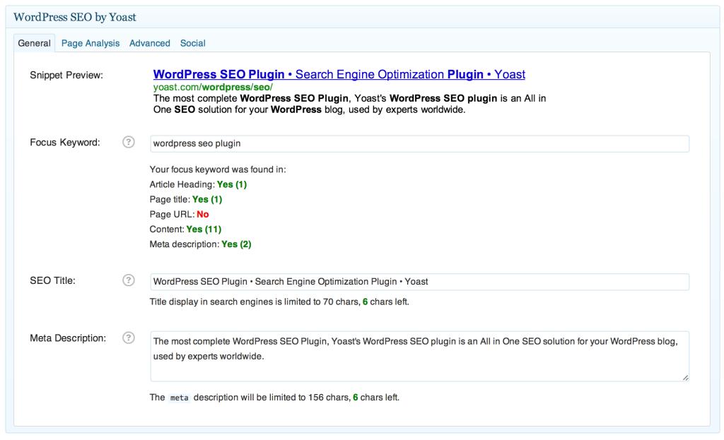 Easy Ways to Improve Your Website's SEO - SEO by Yoast